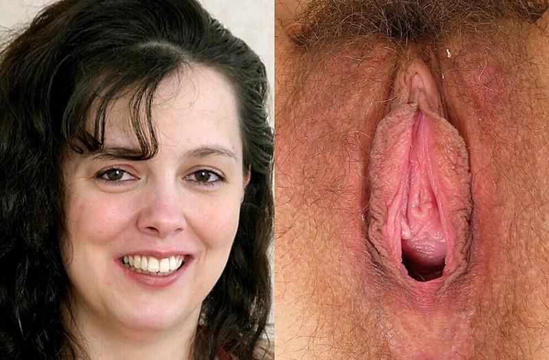 Пизды волосатые женщин и их лица