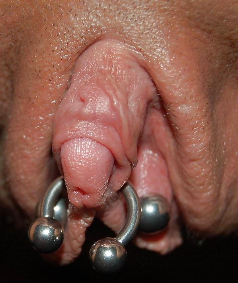 Clit Piercing Picture
