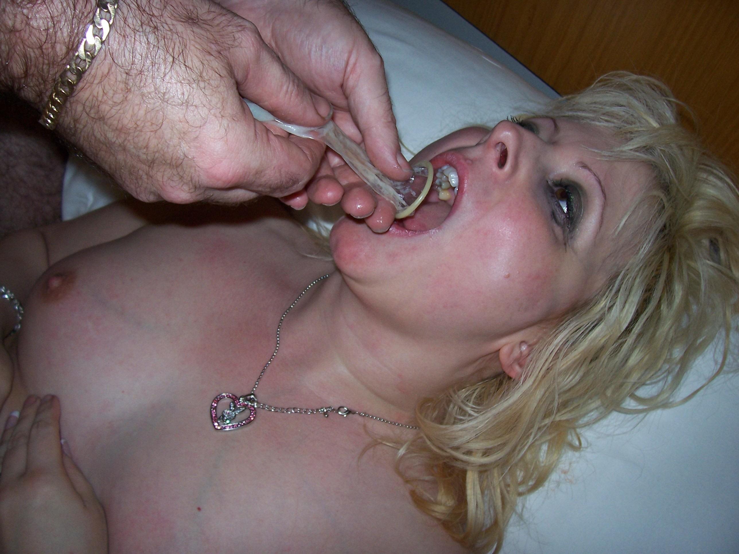 Wife cum drinker