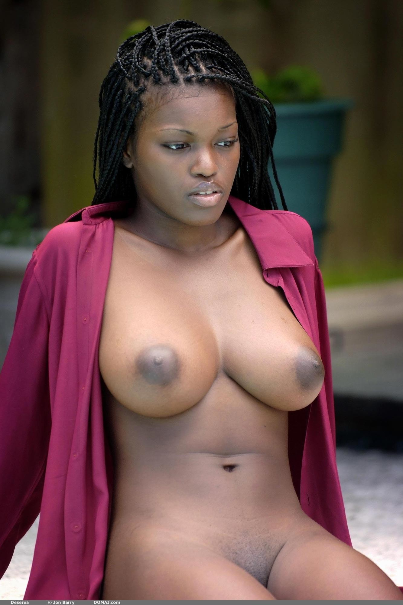 Nigeria sexy big boobs naked — pic 2