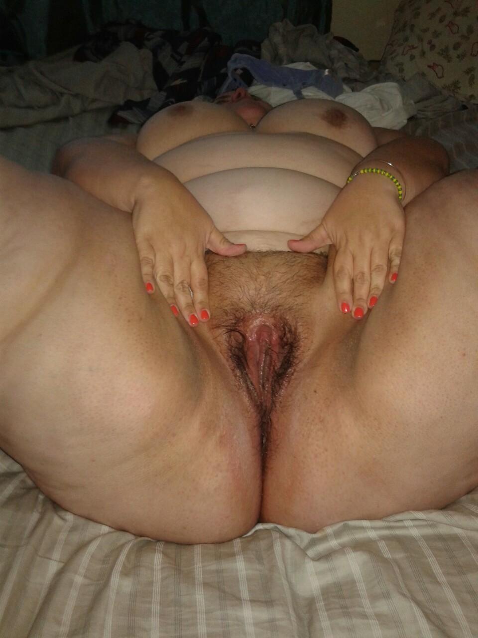 частные фото жирных баб и их пизд - 10