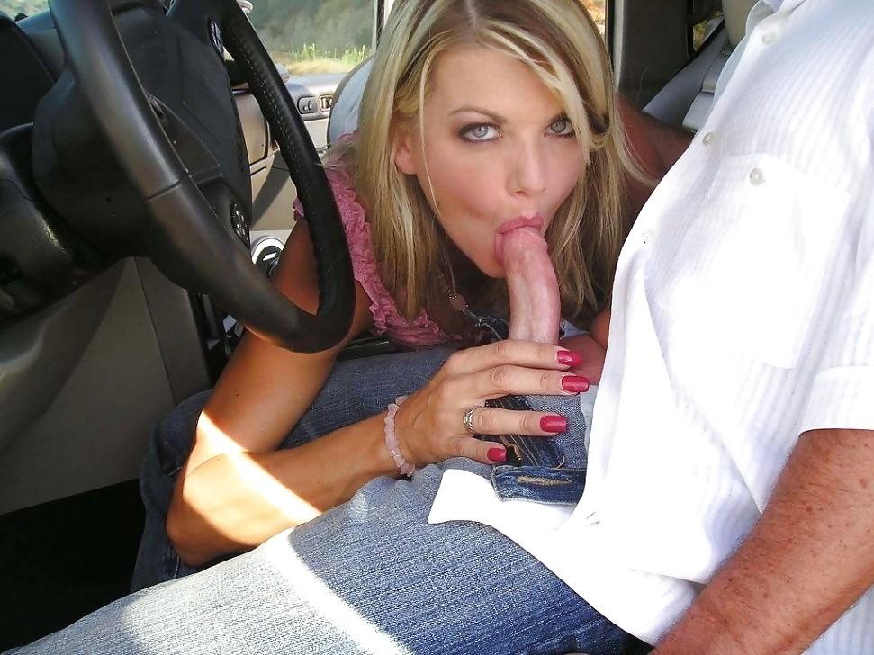 могут отсосала пенис в машине наверно