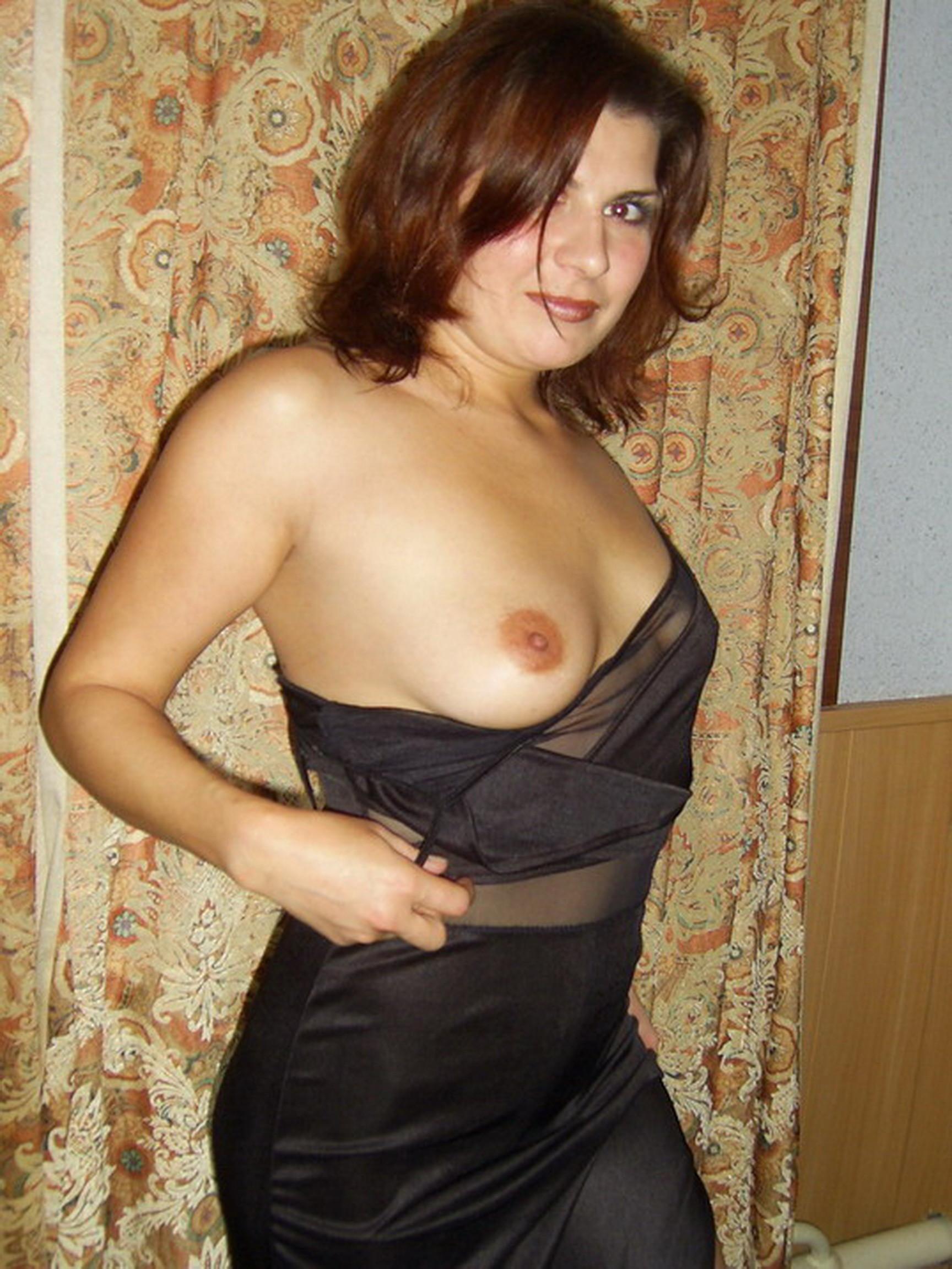 пикантные фото голой русской жены - 10