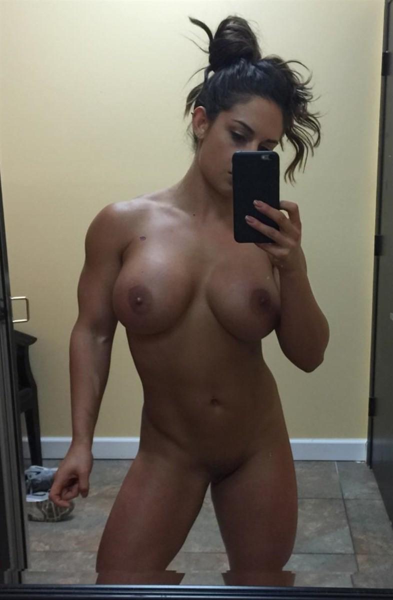 Dicks kaitlyn nude busty breast chestley