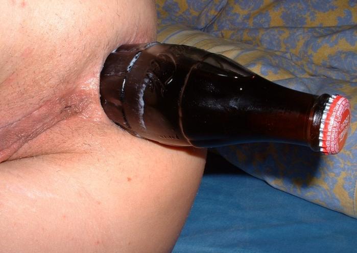 бутылки в анусе крупно фото что все
