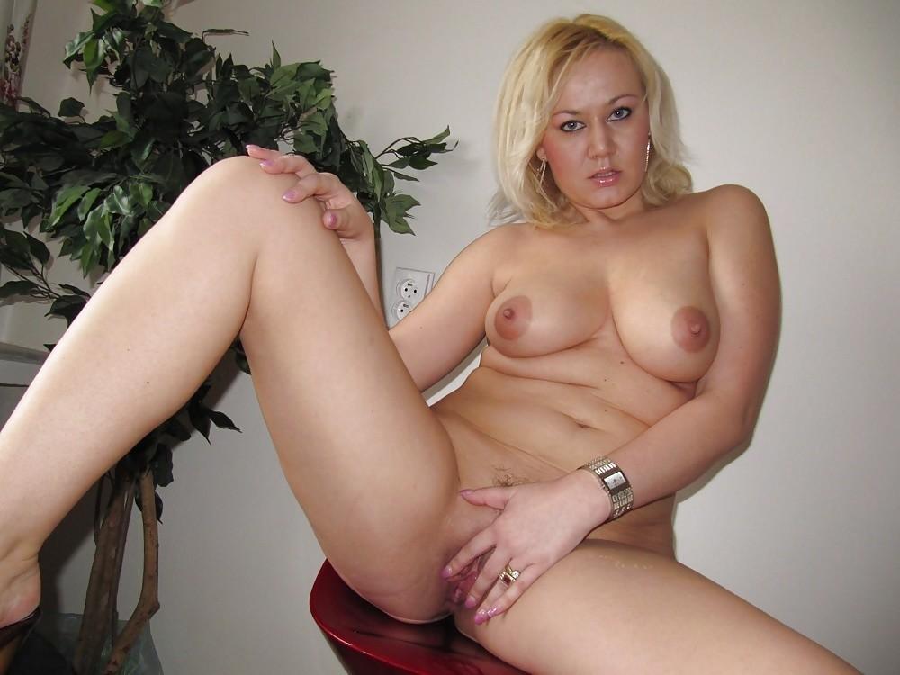 Домашние ххх фото зрелых блондинок — img 3