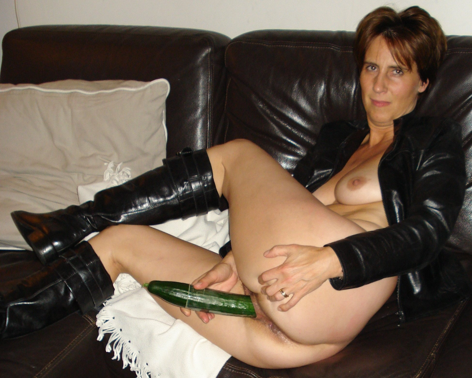 Nude In Boots