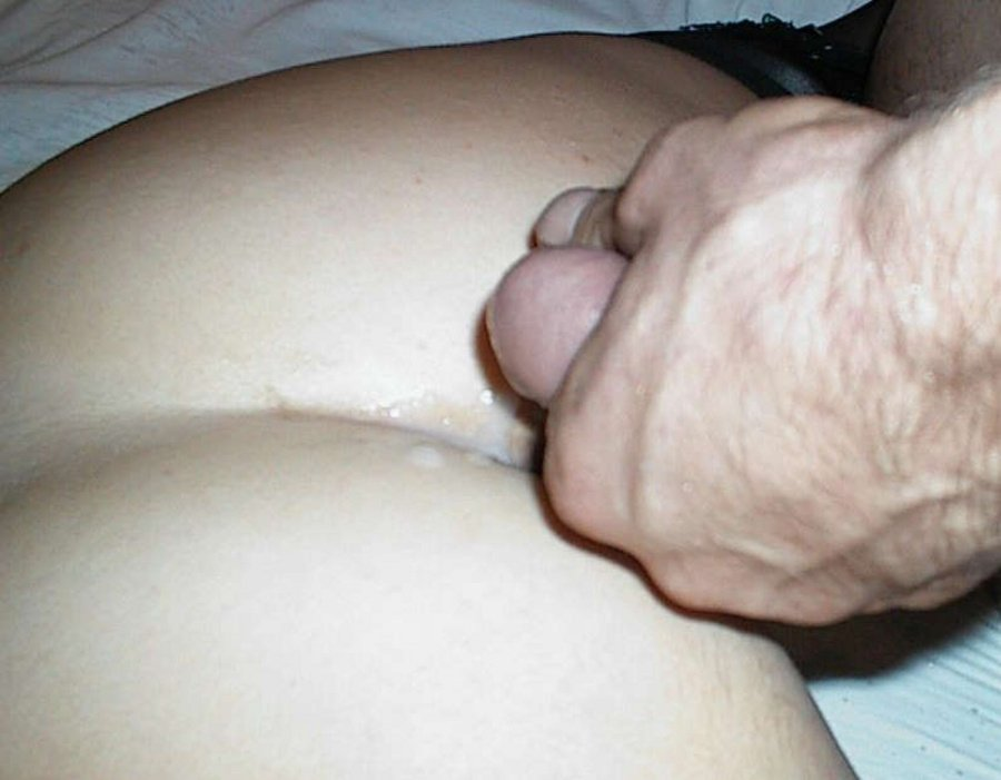 Сперма на жопе - Фото галерея 951017