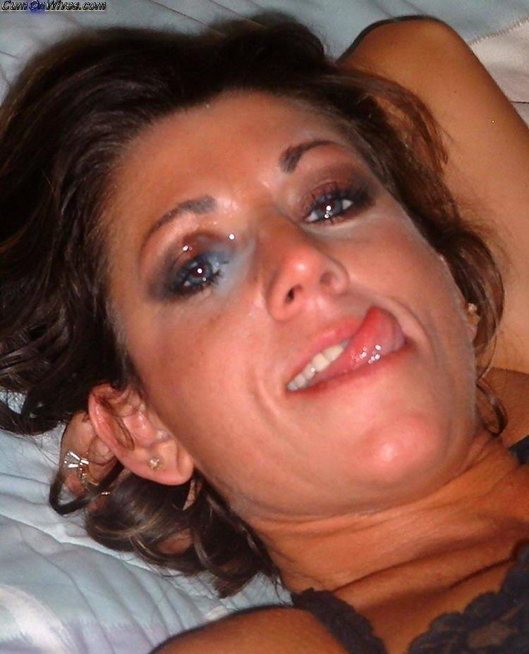 Спермой в глаз - Фото галерея 1054077