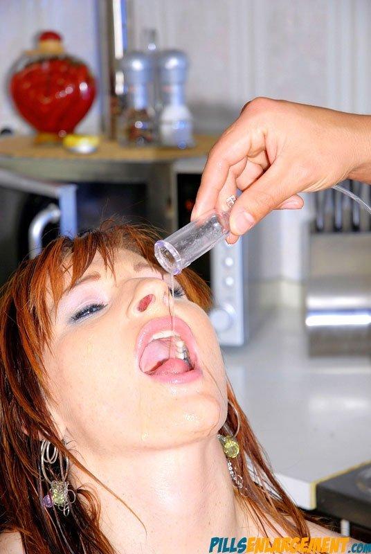 обычай невесты пить сперму - 12