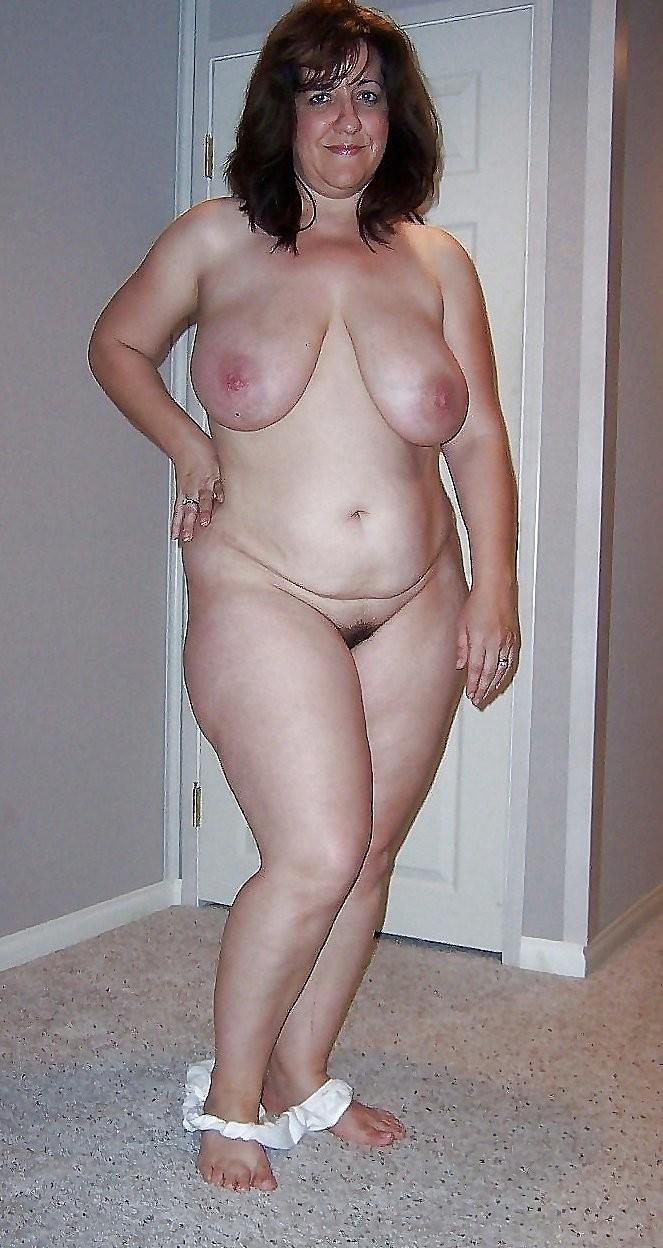 Nude mature curvy — 15