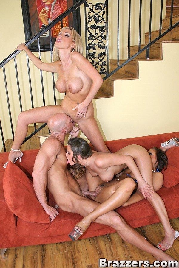 ЖЖЖМ (три женщины и мужчина) - Фото галерея 423153