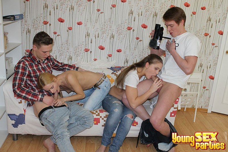 ЖМЖМ (две женщины и двое мужчин) - Фото галерея 914610