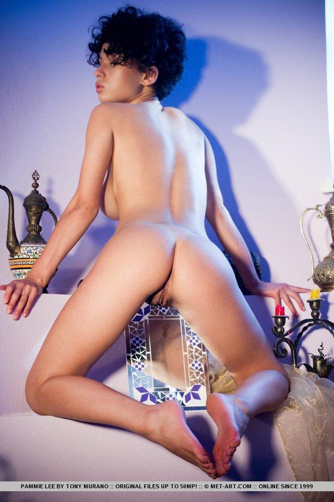 Эротика приятной Пэмми Ли