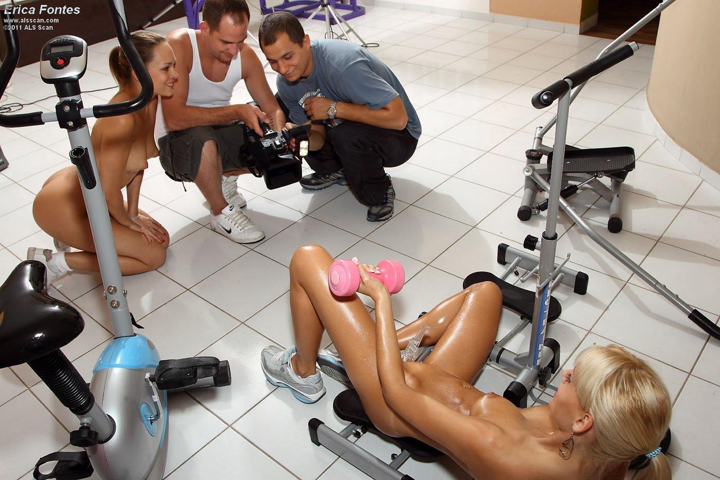 В спортзале - Фото галерея 798847