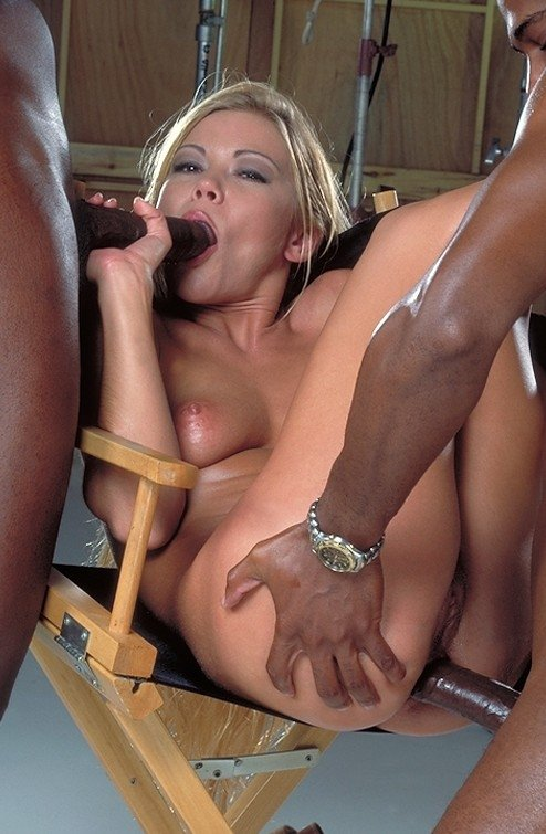 Межрассовый секс - Фото галерея 3213