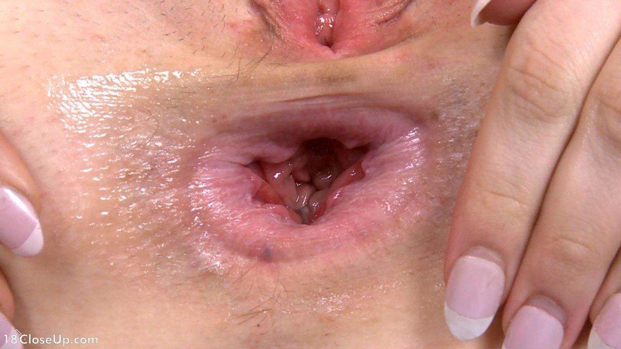 Жопу фотографии пизды ануса внутри