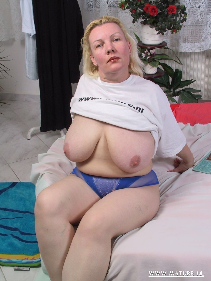 Толстая зрелая женщина - Фото галерея 269023