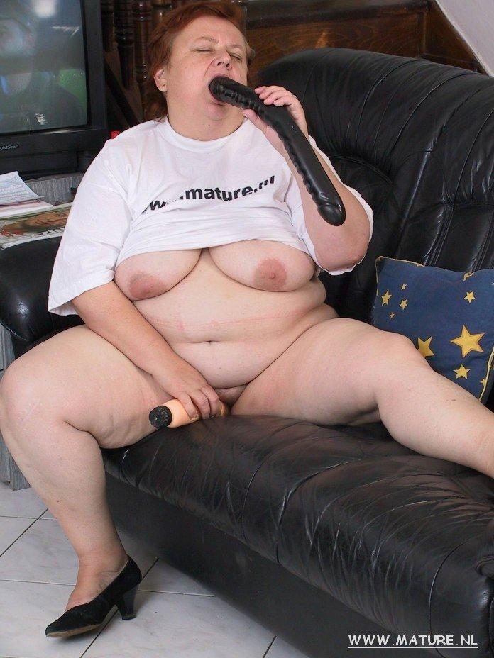 Толстая зрелая женщина - Фото галерея 269038