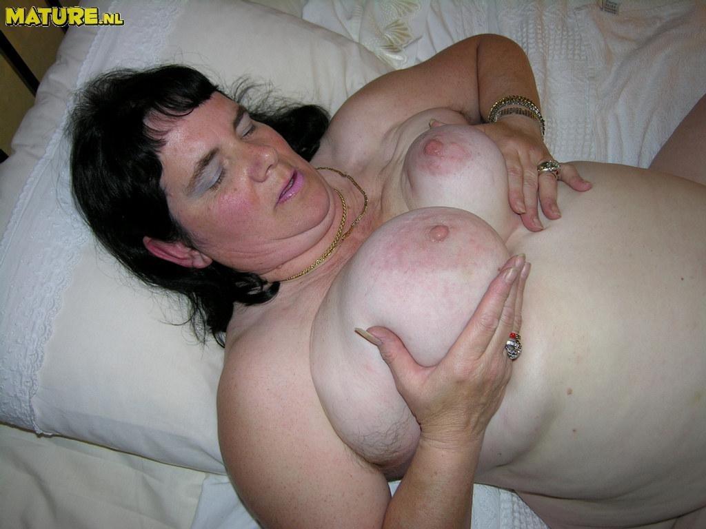 Толстая зрелая женщина - Фото галерея 268804