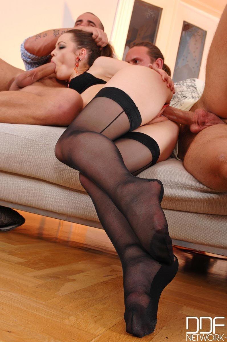 Drilled pantyhose free movie — img 11