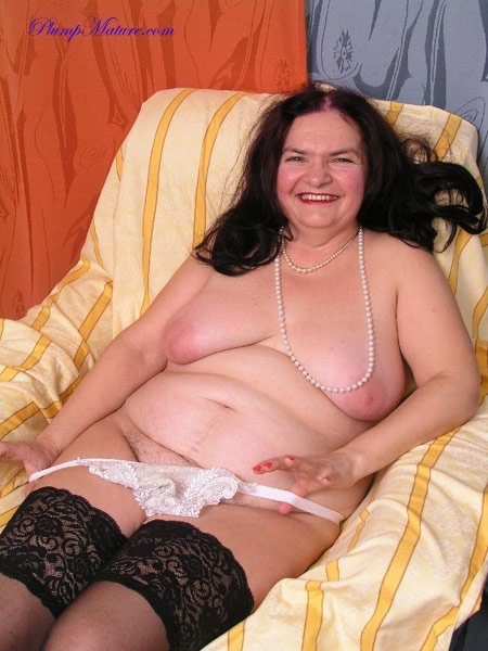 Толстая зрелая женщина - Фото галерея 268950