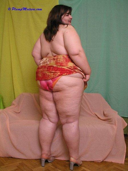 Толстая зрелая женщина - Фото галерея 268954