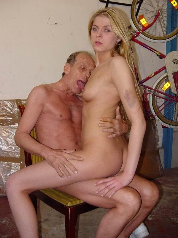 Секс с пожилым мужчиной - Фото галерея 274803