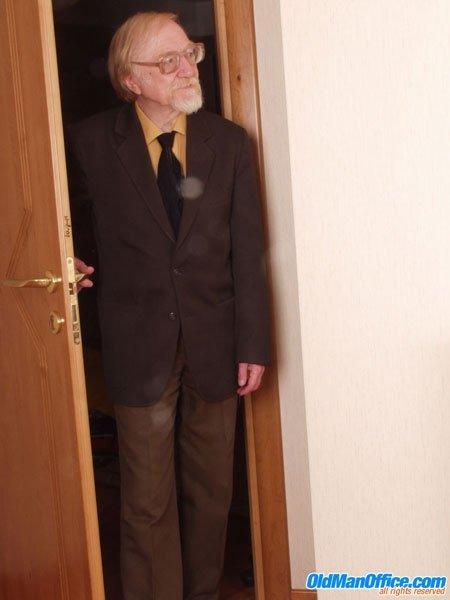 Секс с пожилым мужчиной - Фото галерея 120635