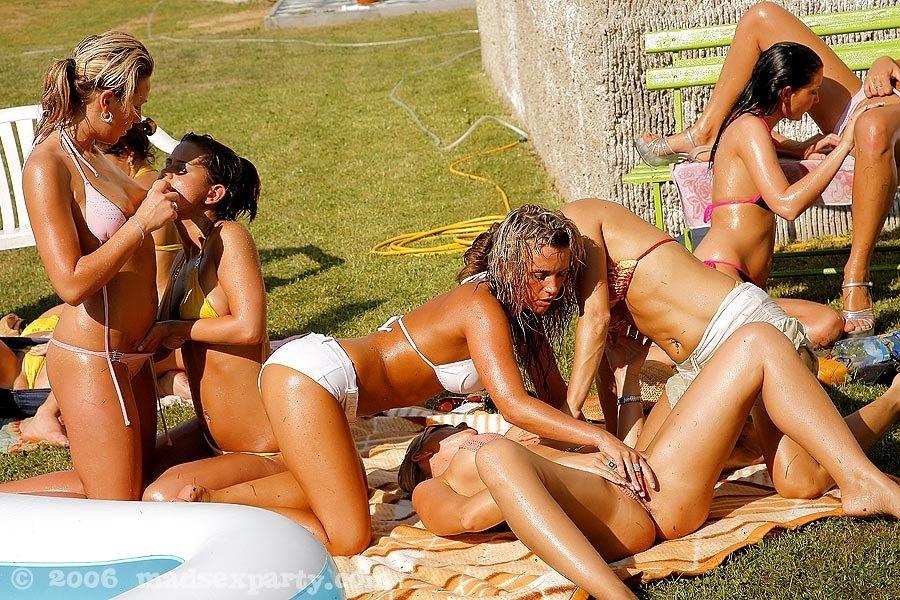 Пьяная секс вечеринка - Фото галерея 26428
