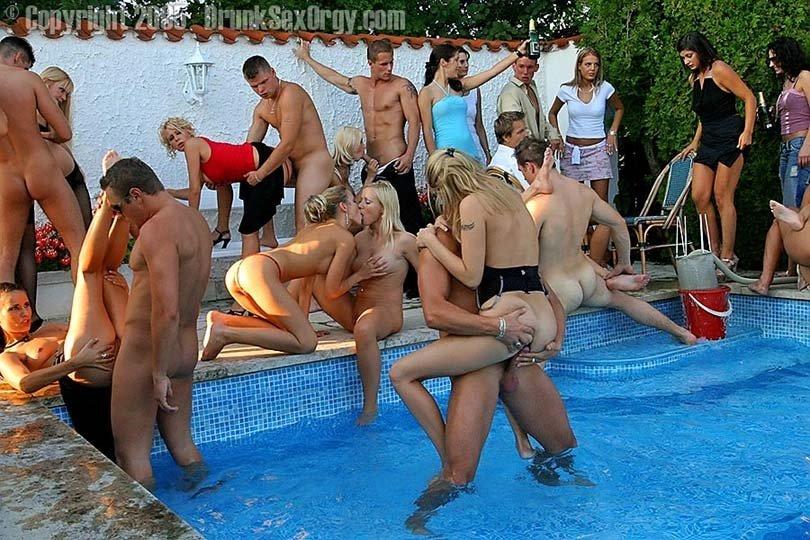 Пьяная секс вечеринка - Фото галерея 373159