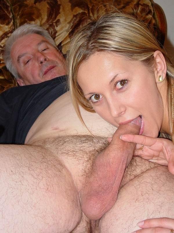 Секс с пожилым мужчиной - Фото галерея 274804