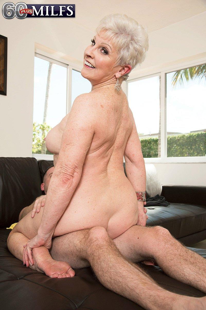 Grandma Fulfills Her Darkest Fantasy