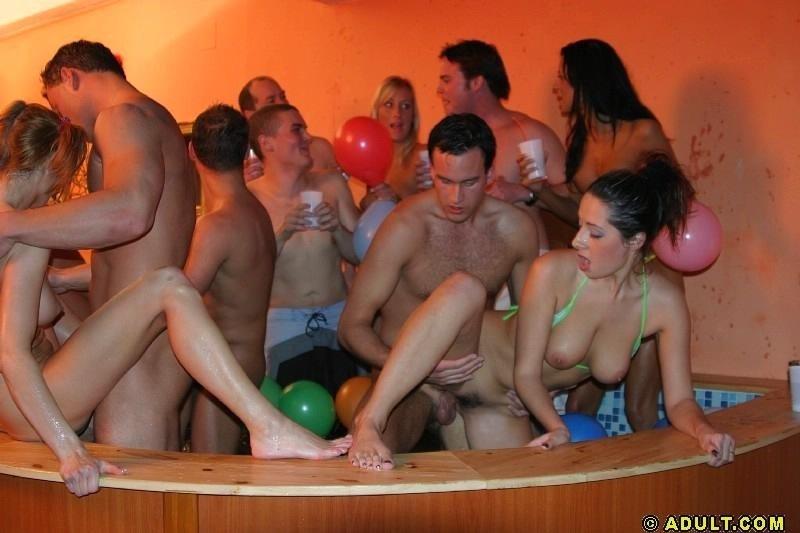 эротические развлечение соседей - 9