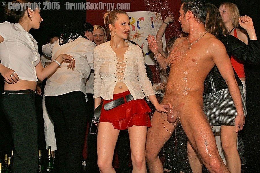 Пьяная секс вечеринка - Фото галерея 288474
