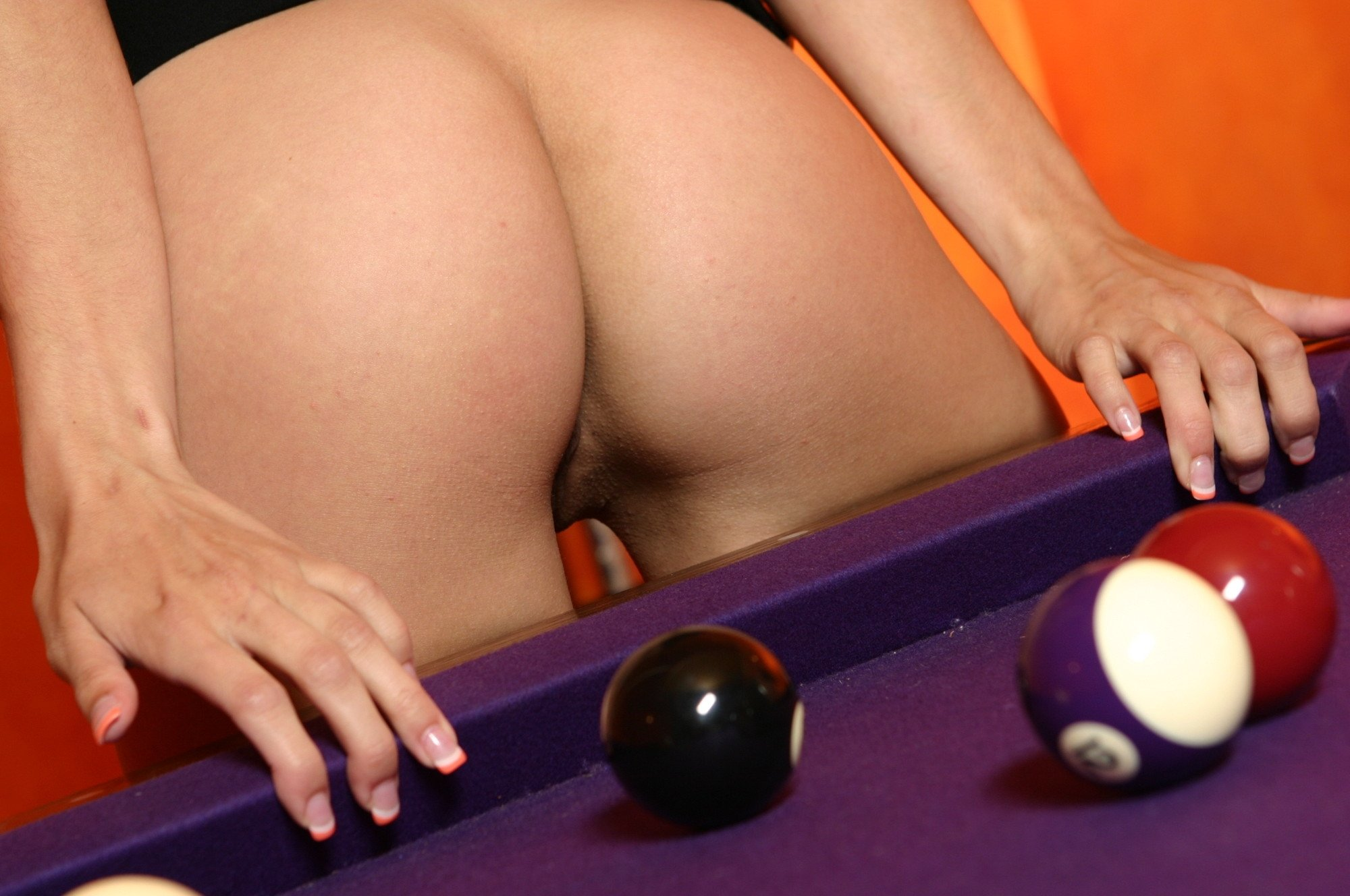 Pool Table Porn Xxx