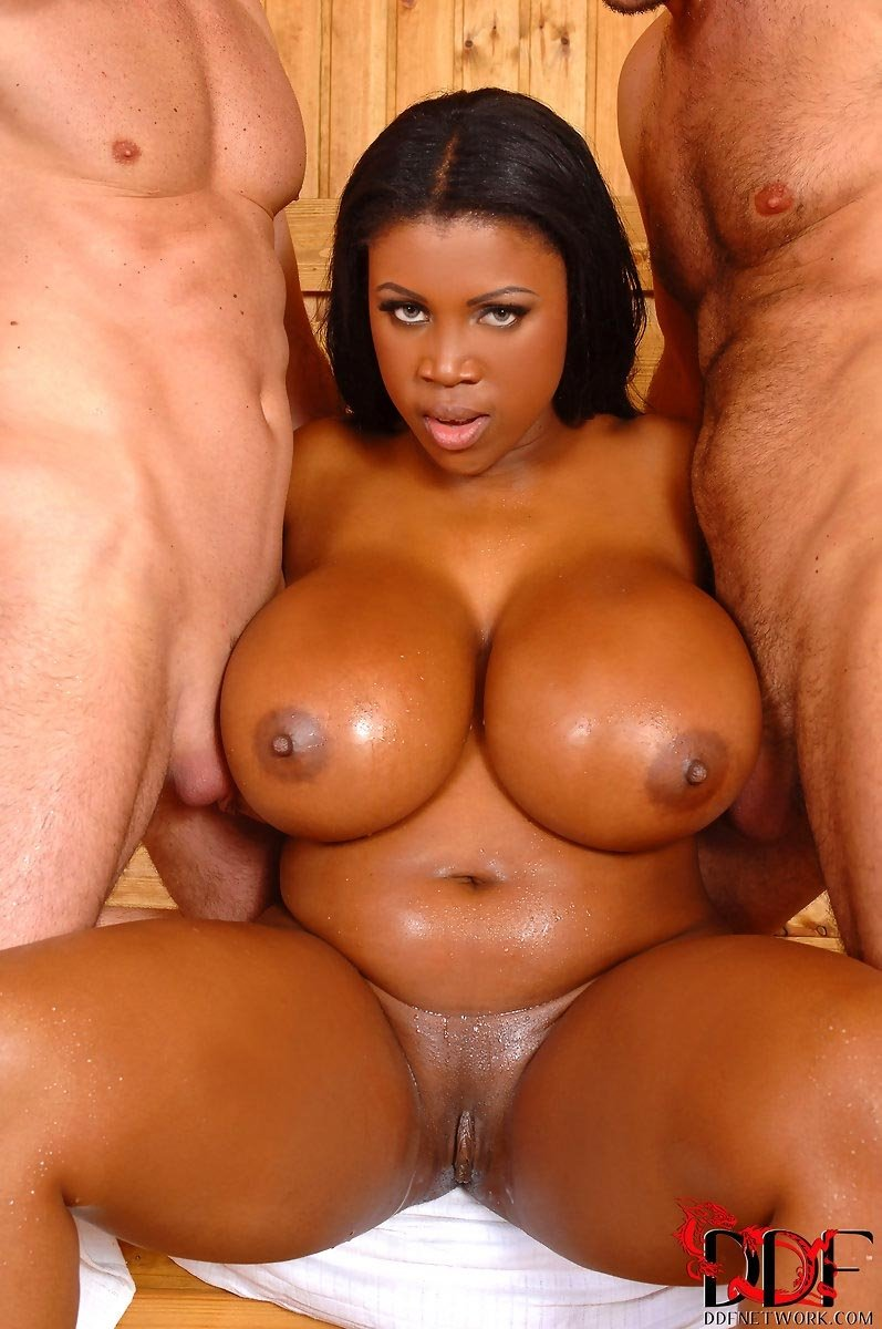 Ebony Busty Tube