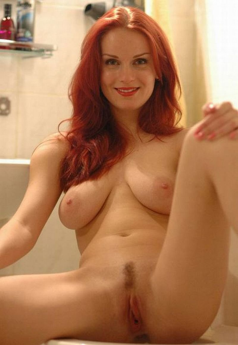 Red head moms naked — img 12