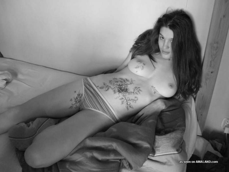 С татуировкой - Фото галерея 984607