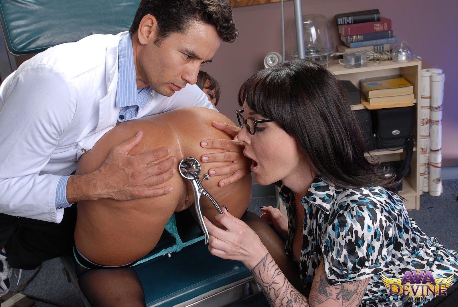 Секс втроем - Фото галерея 798339