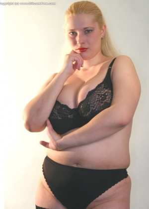 Большие сиськи без силикона - Ольга