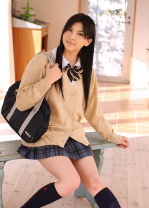 Саори Хара - соблазнительная японка