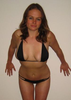 Дама из Великобритании с большой грудью
