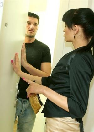 Сперма на одежде - Фото галерея 1005121