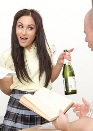 Едят и пьют сперму - Фото галерея 824877