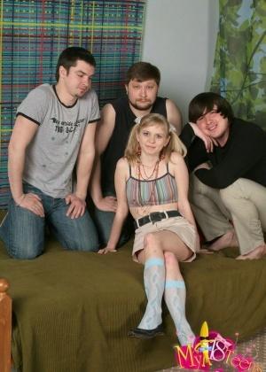 Сперма на пизде - Фото галерея 592193