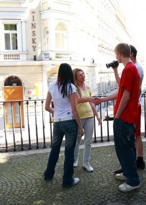 ЖМЖМ (две женщины и двое мужчин) - Фото галерея 780144