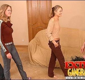 ЖМЖМ (две женщины и двое мужчин) - Фото галерея 784875