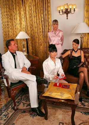 ЖЖЖМ (три женщины и мужчина) - Фото галерея 28624