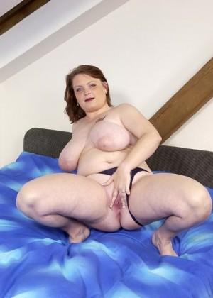 Толстая зрелая женщина - Фото галерея 269176
